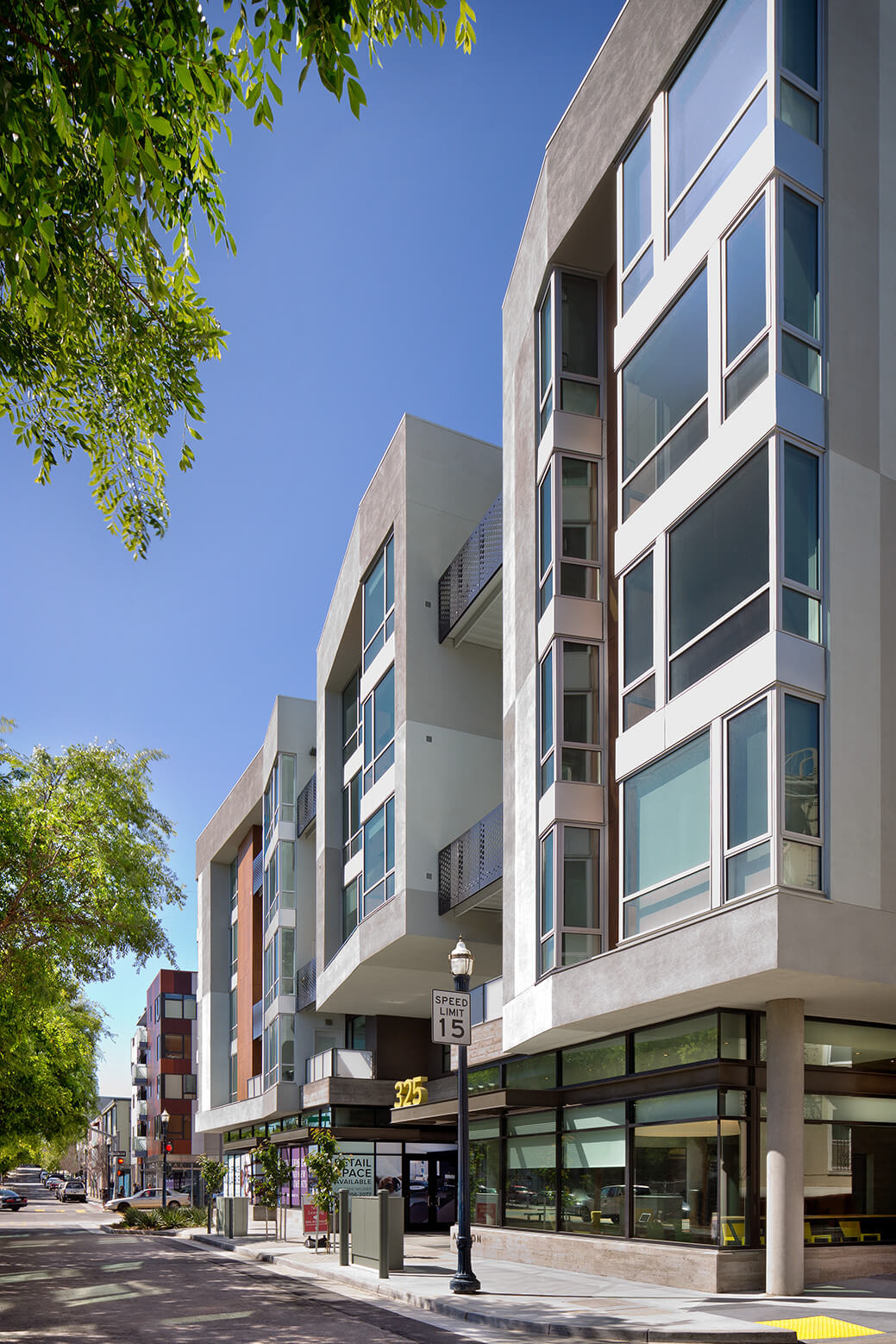 Avalon Apartments Studio: Kennerly Architecture & Planning