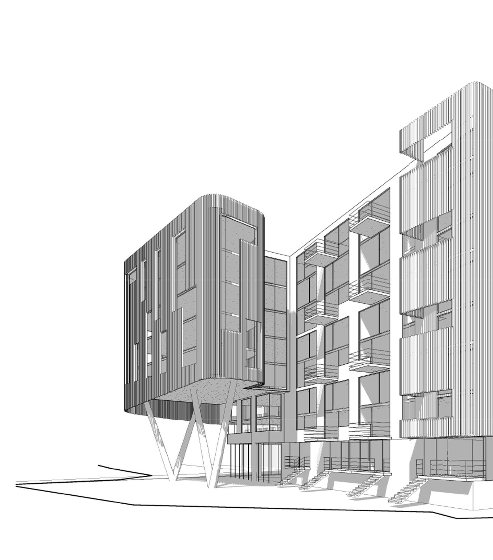 Cheap Apartments In San Francisco: 1629 Market Street/Brady Block